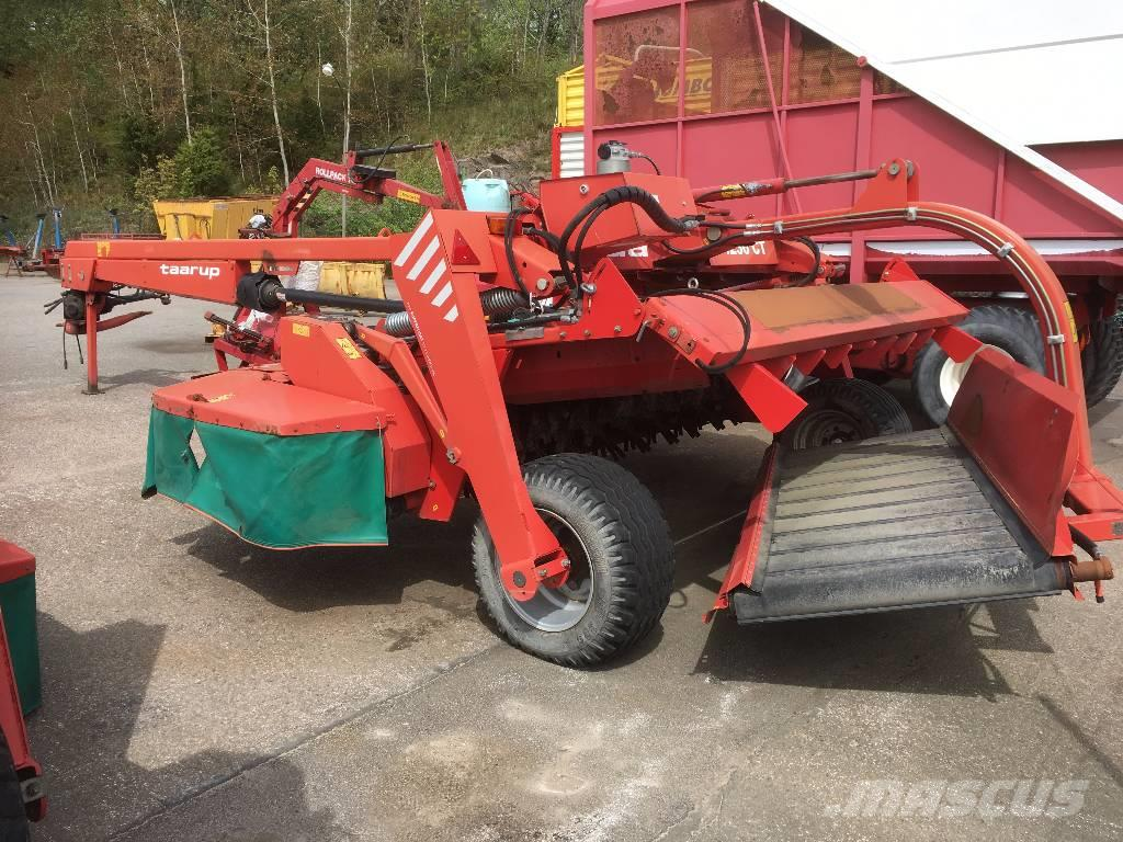 Kverneland Taarup 4236 C T, 2008, Mower-conditioners