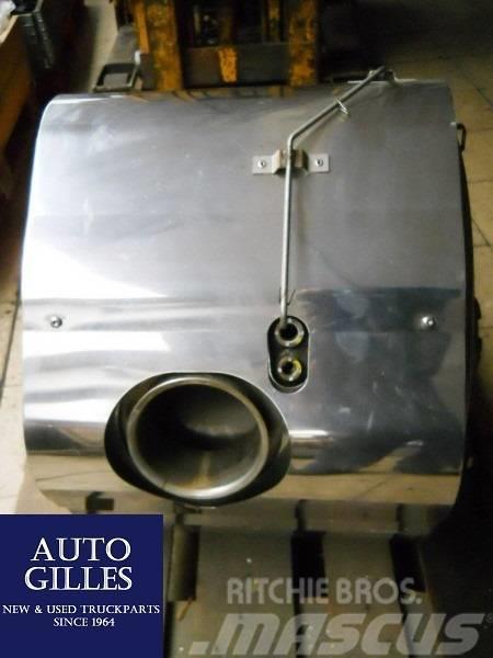 DAF Katalysator Schalldämpfer 105 XF