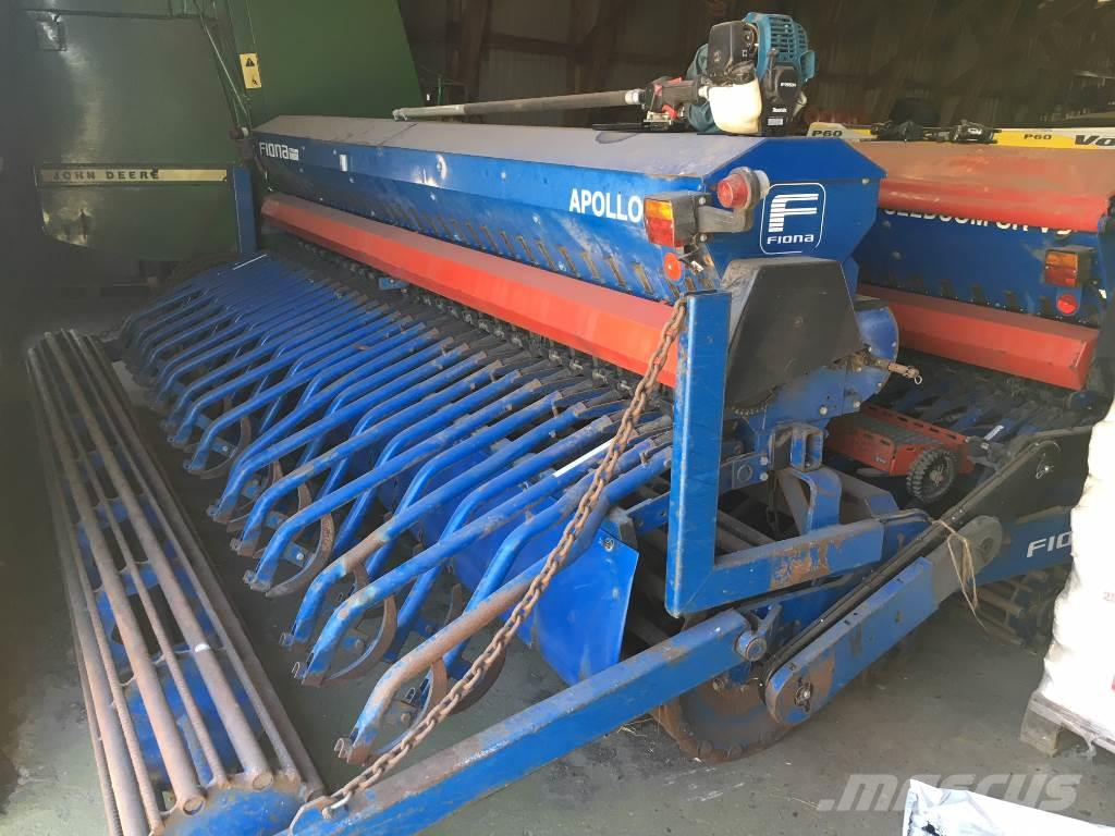 Used Fiona Seedcom SR-VB combination drills Price: US$ 6,873 for sale - Mascus USA