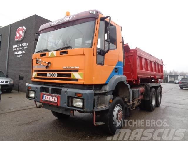 Iveco Eurotrakker 260 E 34 6x6 no 380e37