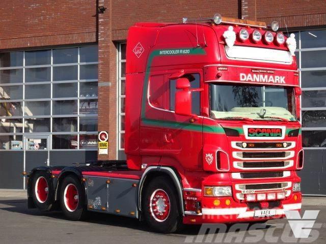 Scania R620 6x2 Topline - Show truck - Full air - Custom