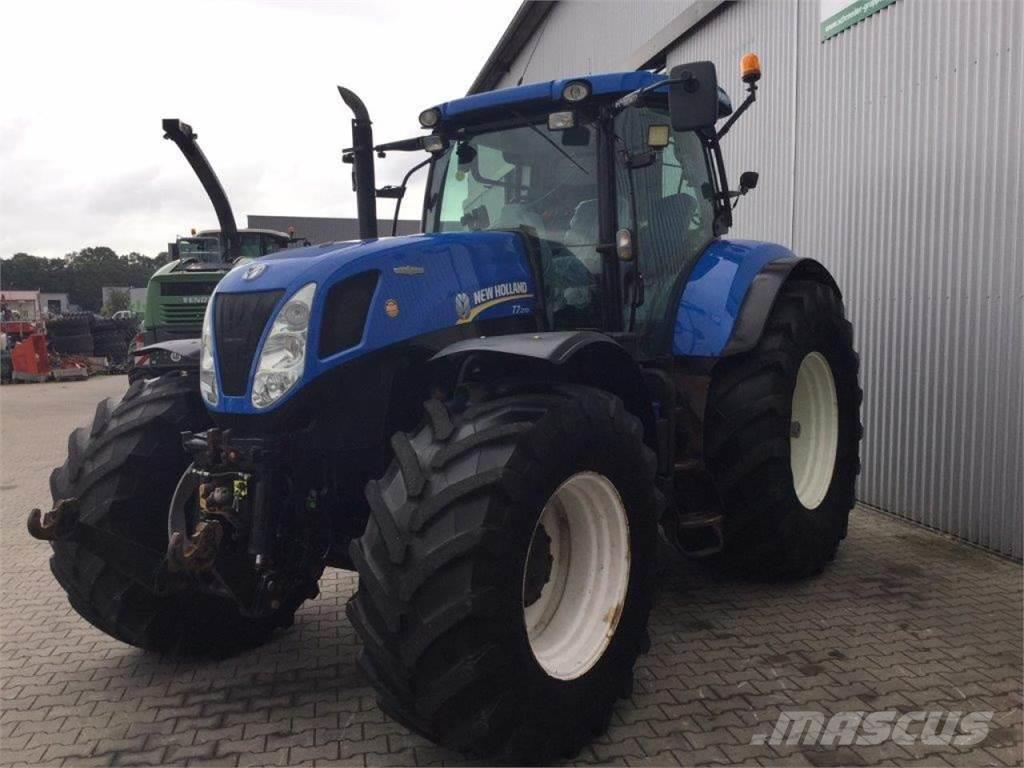 New Holland T7.270 Auto-Command