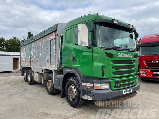 Scania G 360 Tipper/ Bulk Blower
