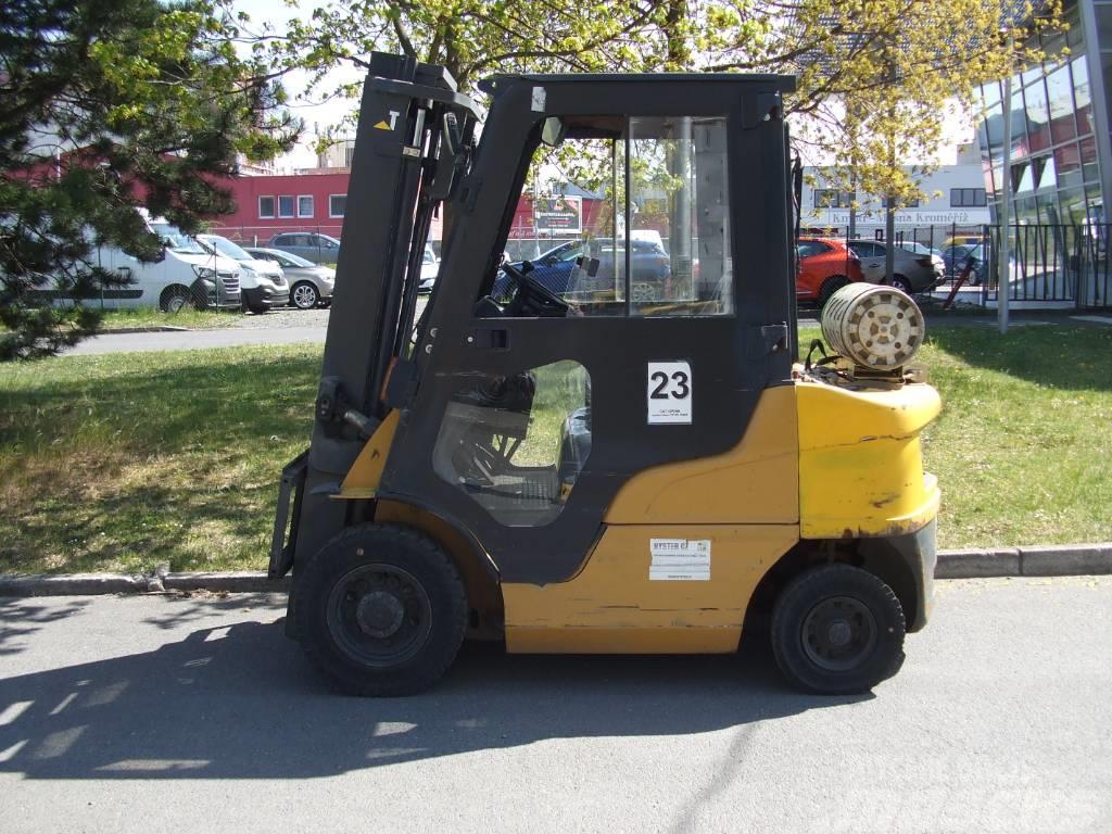 Caterpillar Lift Trucks GP25N