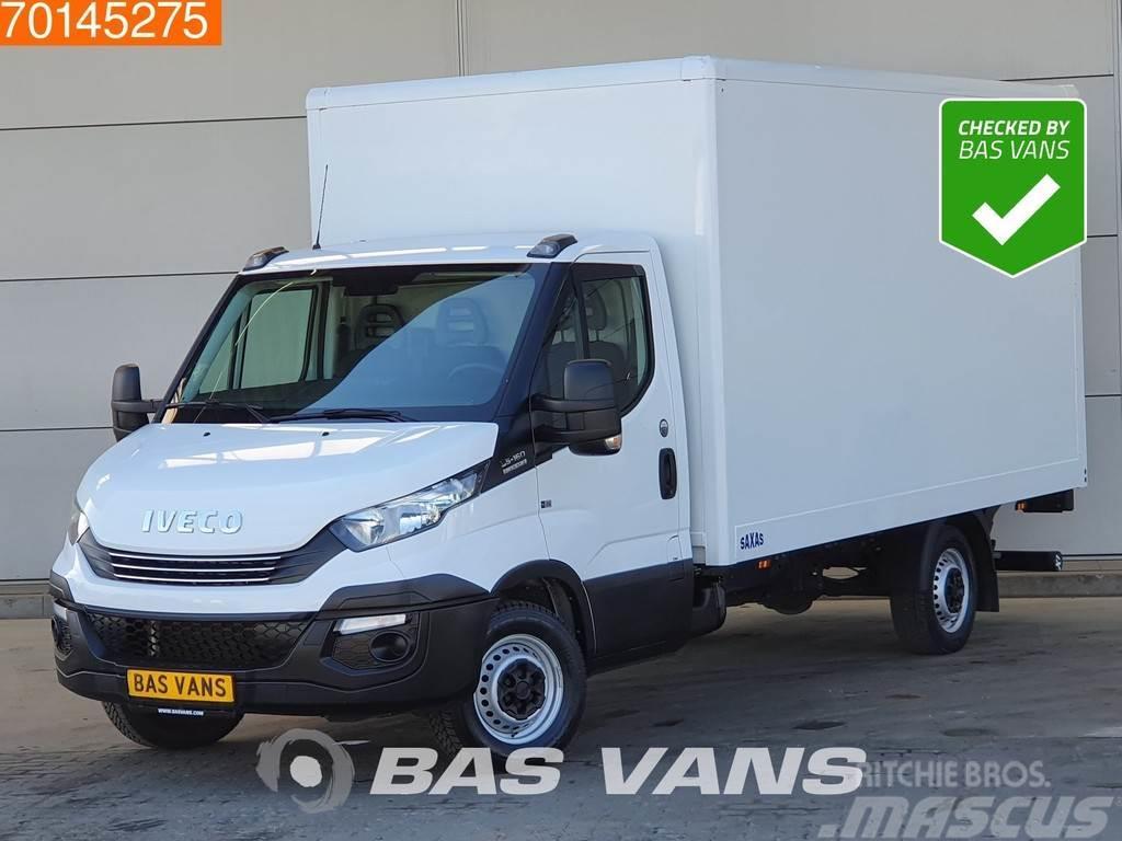 Iveco Daily 35S16 Automaat Laadklep Bakwagen Airco Meube