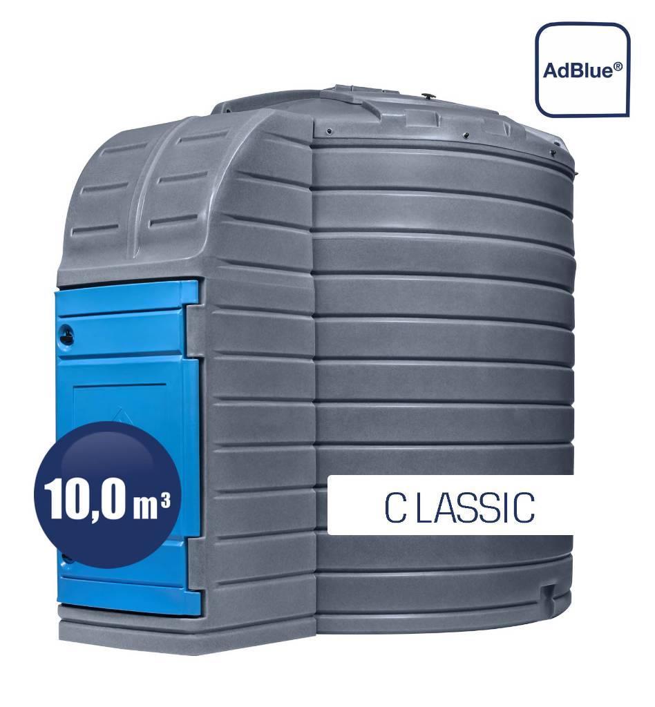 Swimer Tank Blue 10000 Fudps Classic dwupłaszczowy