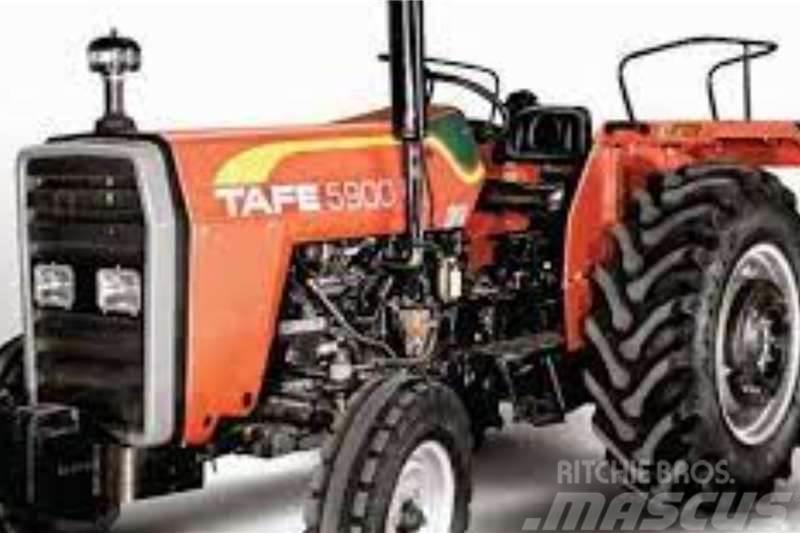 Tafe 5900 DI 2WD
