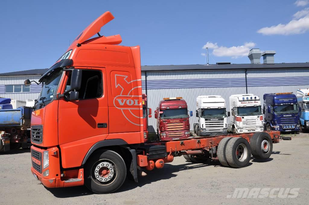 Volvo FH 6*2510
