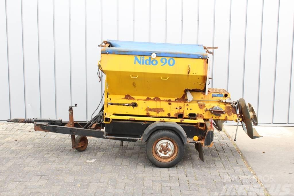 Nido N90 08-12 zoutstrooier / Salzstreuer / salt spread