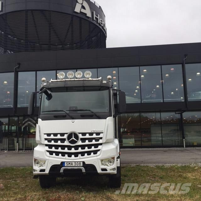 Mercedes-Benz AROCS 2643 LK 6X4 Demo bil
