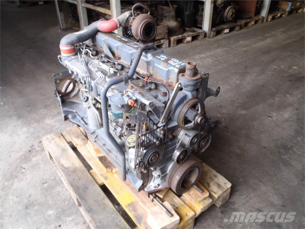 [Other] Engine New Holland 7840