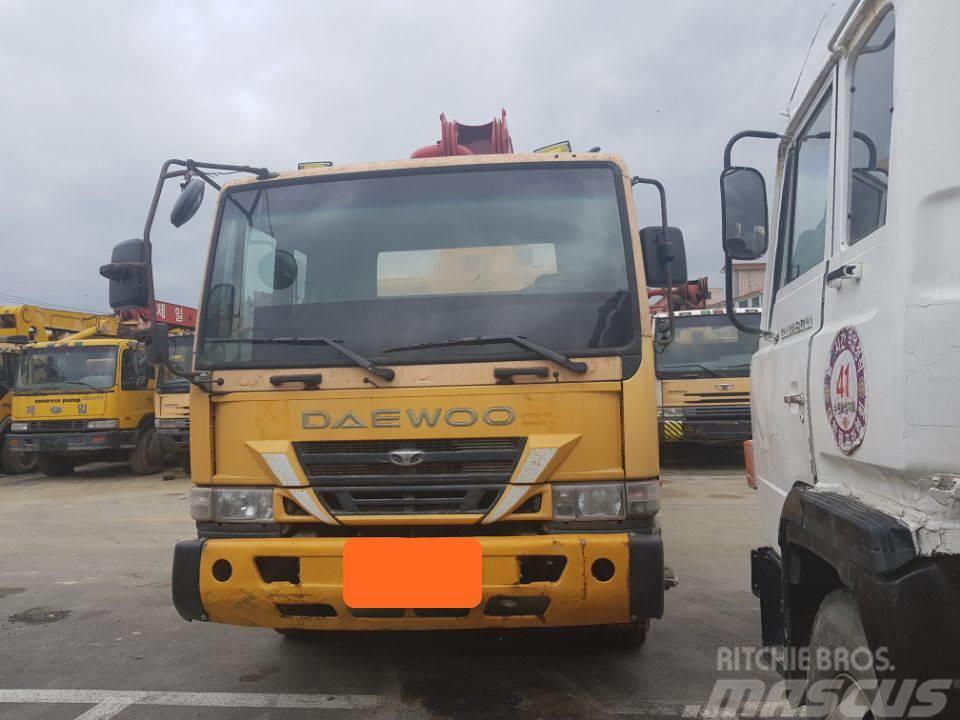 Daewoo  DCP36-3(36m)