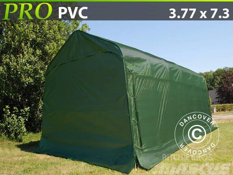 Dancover Storage Shelter 3,77x7,3x3,24m PVC Telthal