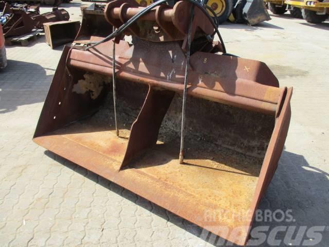 Viby 200cm / 1300 Liter med S2 top
