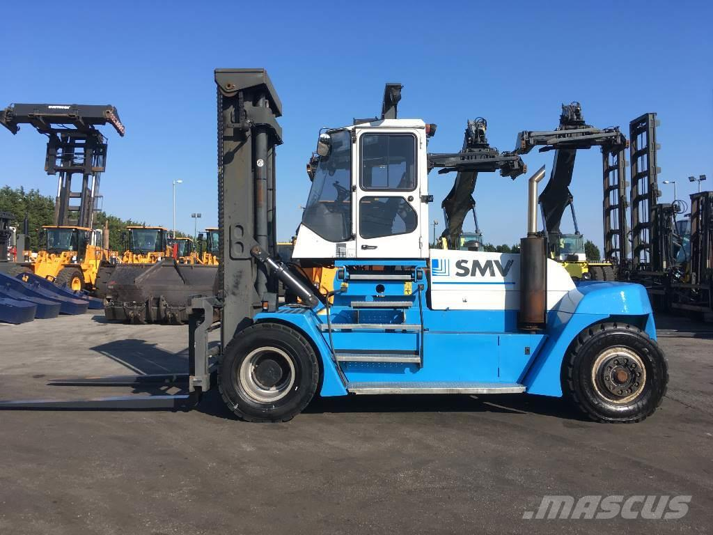 Used SMV SL 16-1200 B diesel Forklifts Year: 2005 for sale
