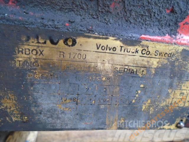 Volvo FH12 R1700