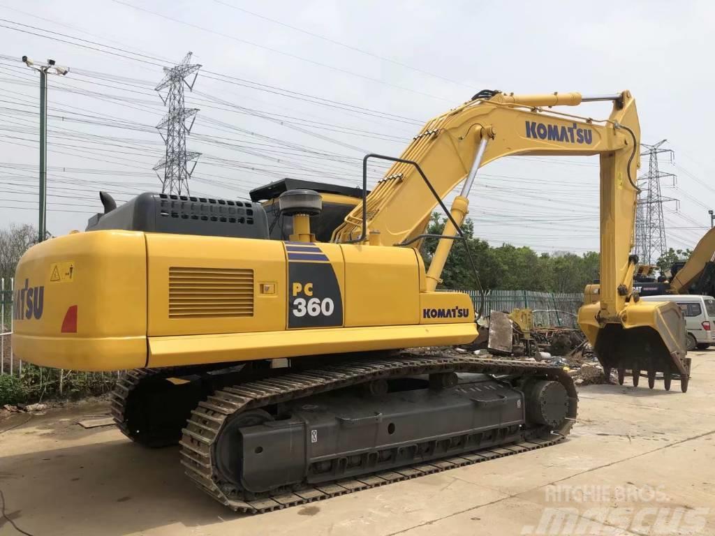 Komatsu PC360-7大型挖掘机