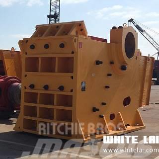 White Lai PE-900X1200 BigRock Stone  Primary Jaw Crusher