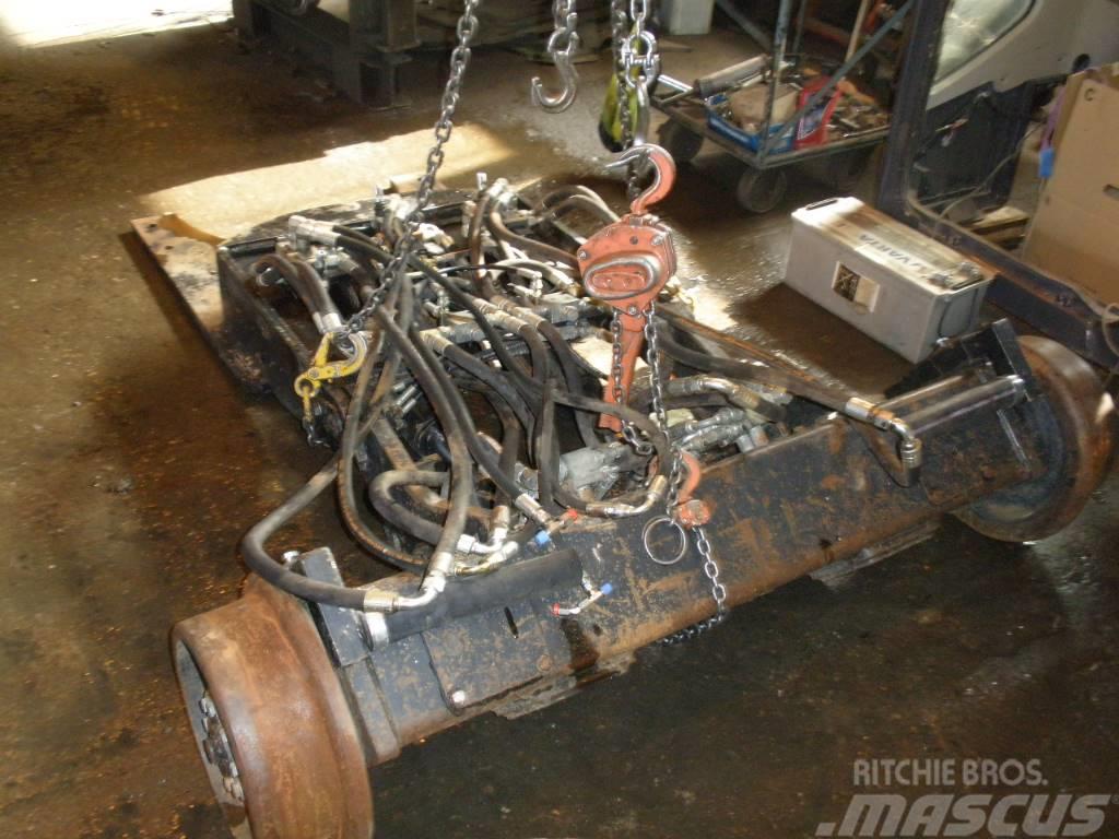 Rosenqvist Rälsutrustning Railtec