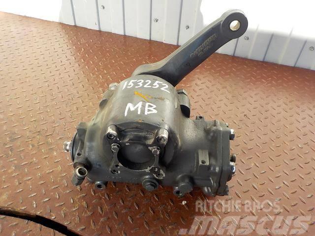 Mercedes-Benz Actros MPIII Steering box 3754600200 3753201702 37