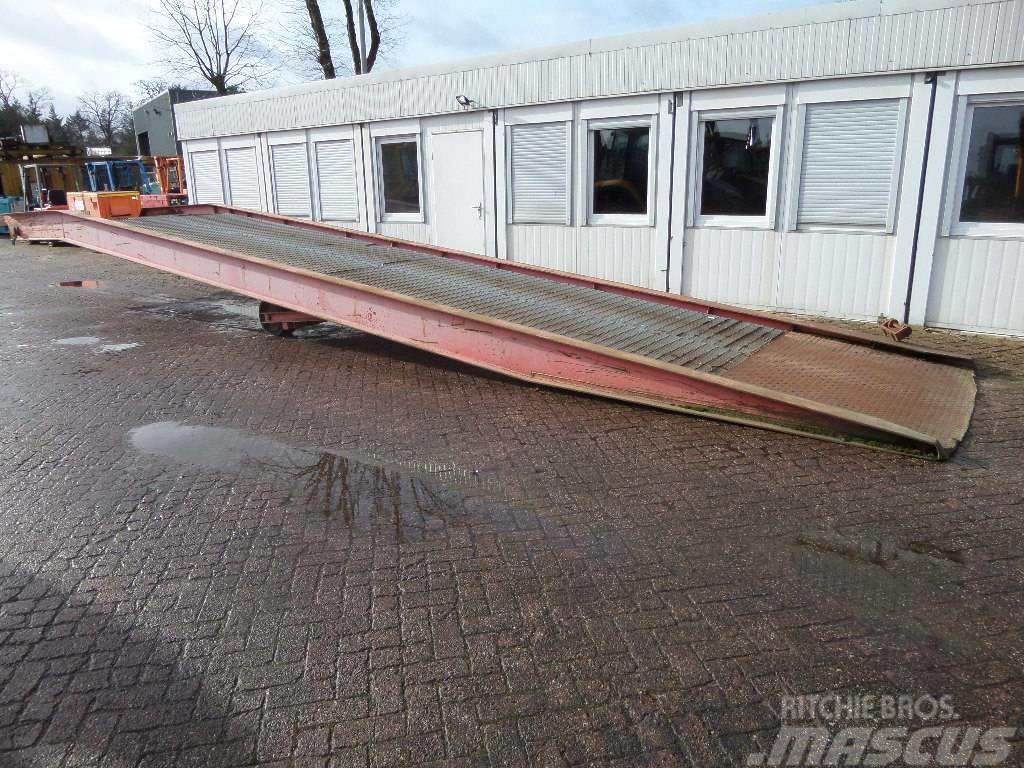 Oprijbrug 9000 kg SK 912