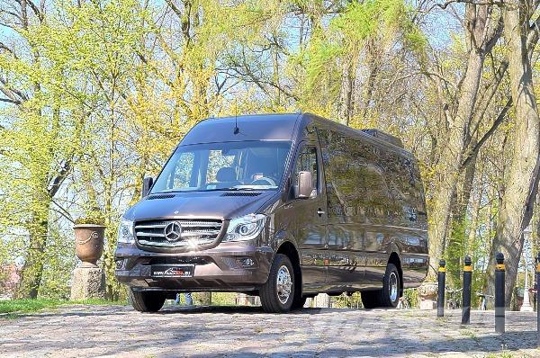 Mercedes-Benz Sprinter 519 CUBY Tourist Warranty 5 Years (121)