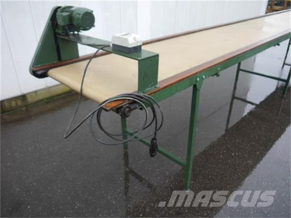 Compas leesband 700 x 80 cm Duijndam Machines, Conveying equipment