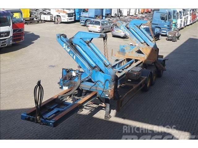 [Other] STEELMAC Side loader 33  ton 3-assig