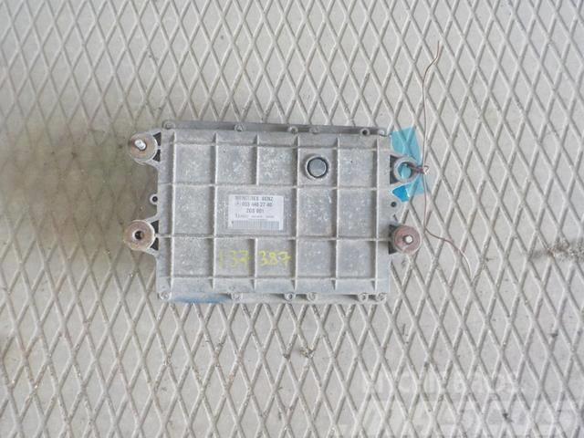 Mercedes-Benz Actros MPII Engine control unit 34462740