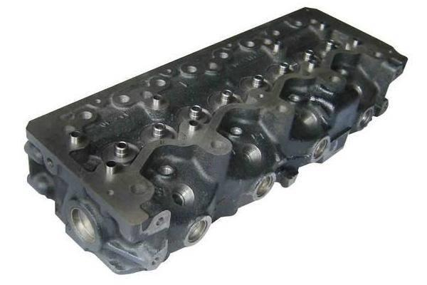 Cummins 6L engine Cylinder Head 4929518