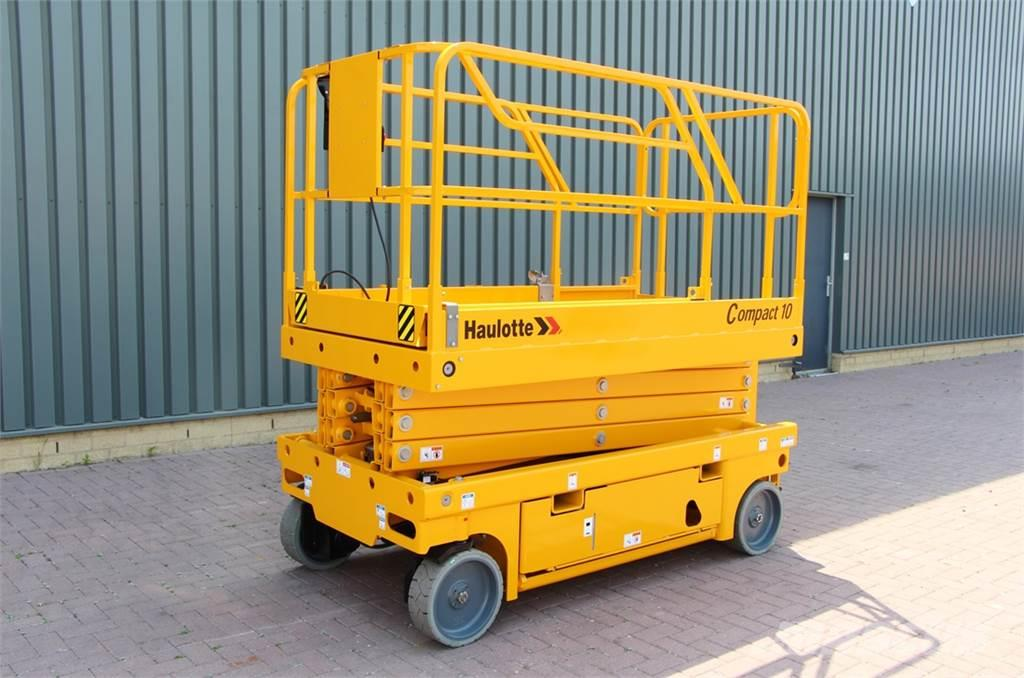 Haulotte COMPACT 10 Electric, 10.15 m Working Height, Non M