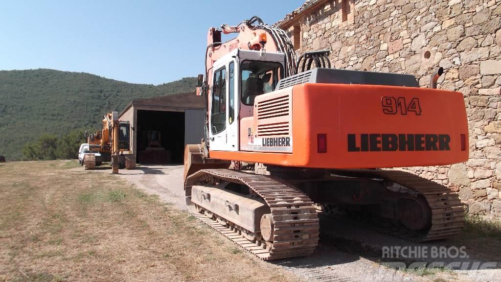 Liebherr R 914 B HD S L Litronic