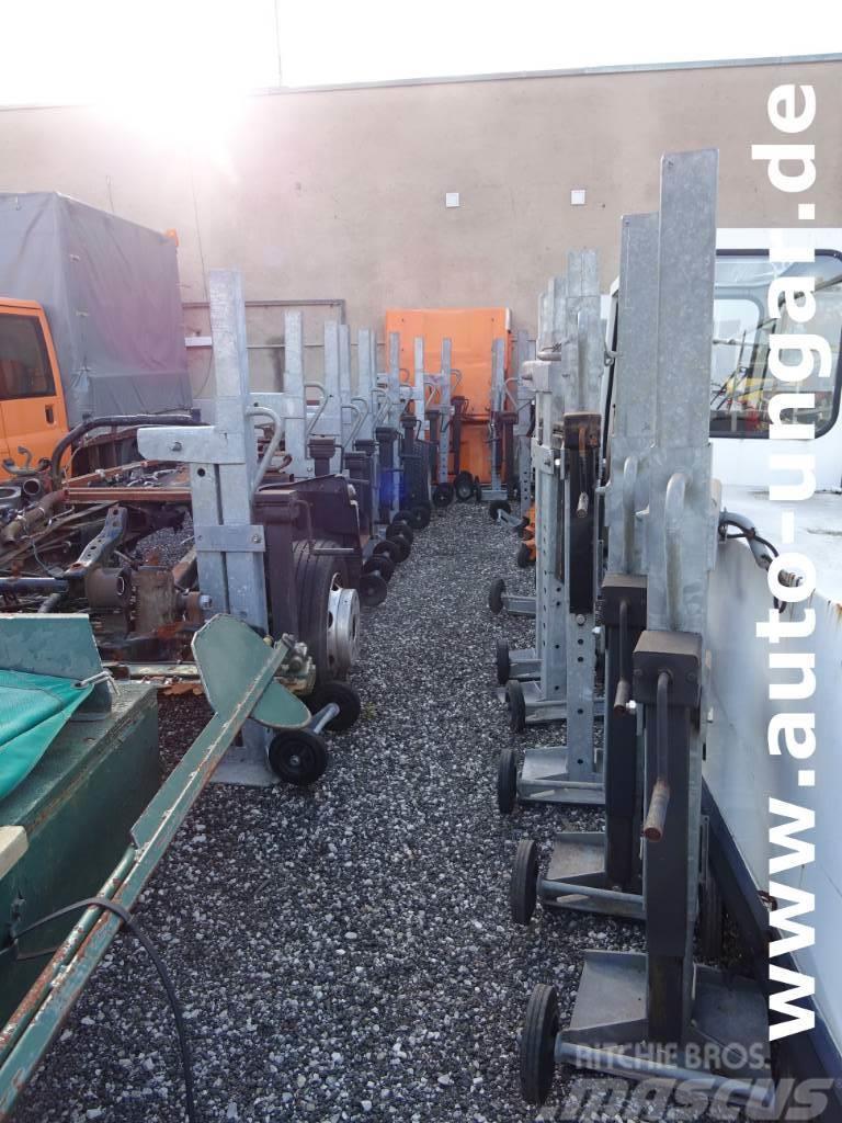 Küpper-Weisser ASSK Abstellfüße für Salzstreuer 1.200kg