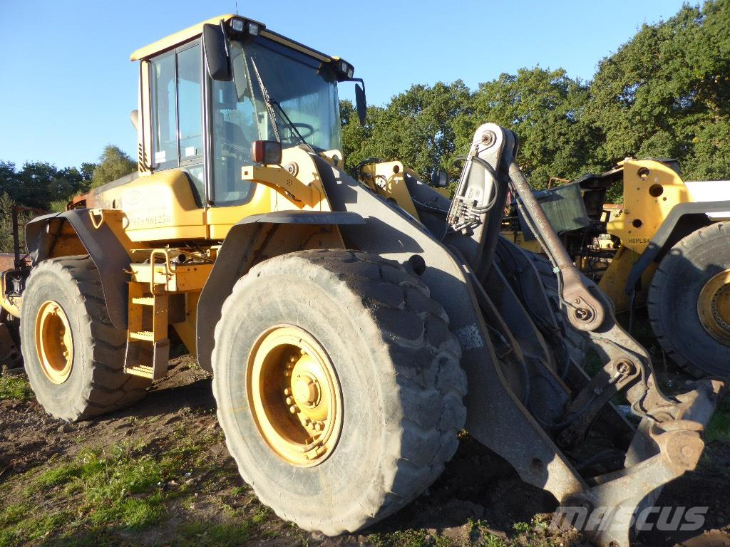 Volvo L120F Breaking For Parts Only
