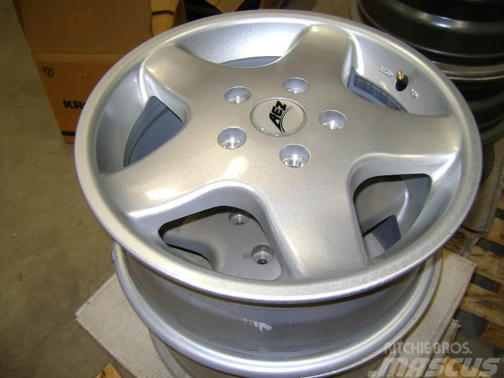 [Other] Nya fälgar Fiat ducato 5/130 16 tum
