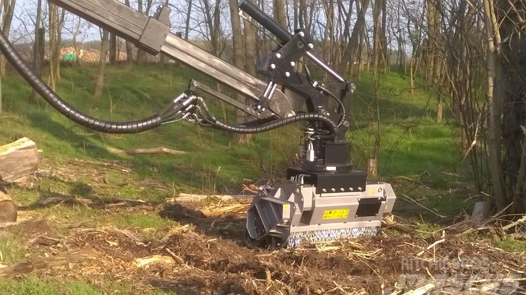 [Other] Harvester Umbau zum Universal Werkzeugträger