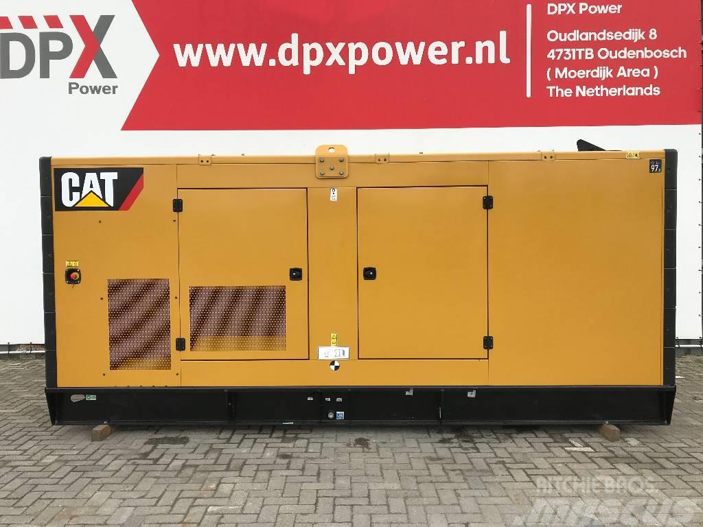 Caterpillar C13 - 400 kVA Generator - DPX-18023