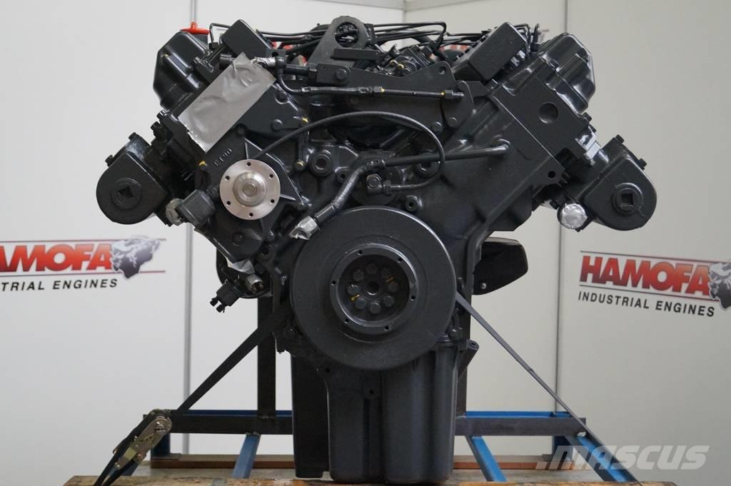 Mercedes-Benz OM 403, 2012, Motorer