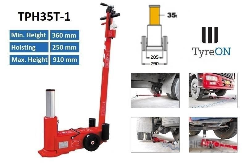 TyreOn TPH35T-1 | Air hydraulic truck jack | 35T