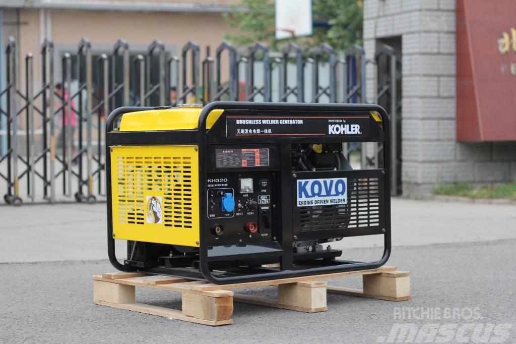 [Other] bauma china welding generator Motosoldadores MININ
