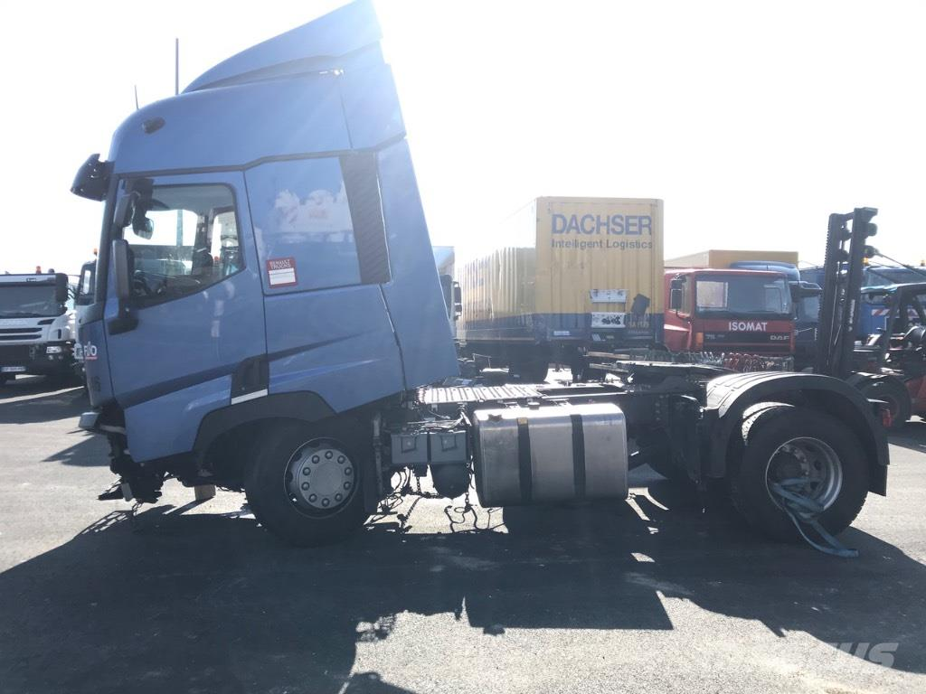Renault T480 CONFORT *ACCIDENTE*DAMAGED*UNFALL*