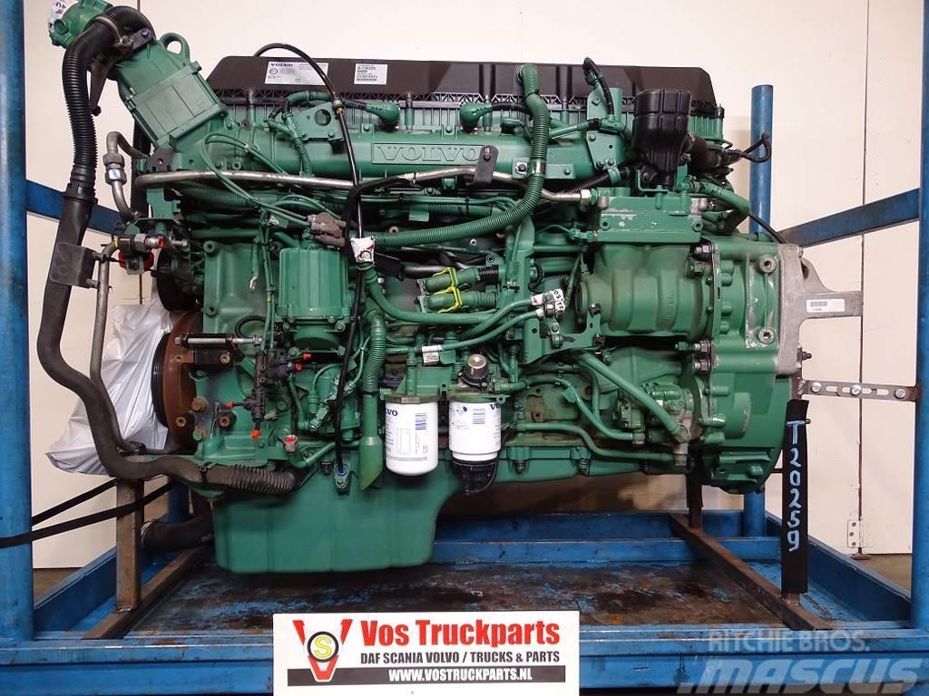 Volvo D13K-420 EU6 VEB+