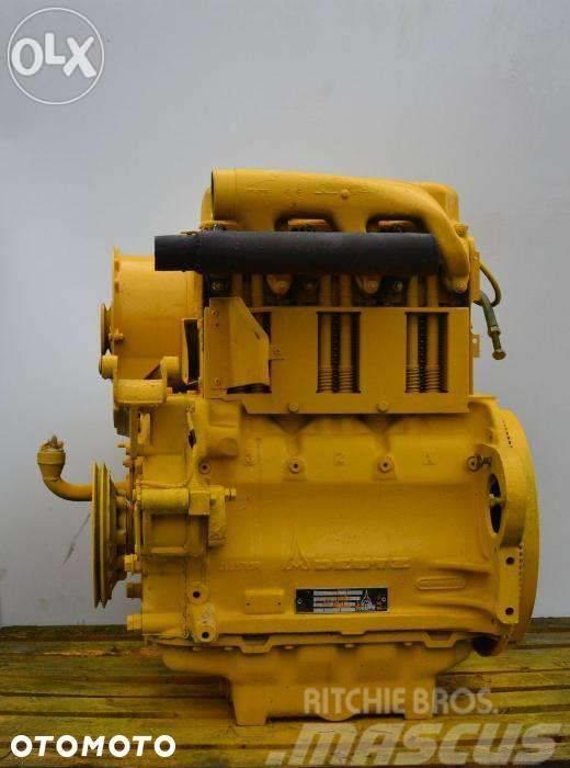 Deutz F3L912 Silnik Po Kapitalnym Remoncie Kramer Engine
