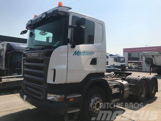 Scania R480 6X4 EURO 5