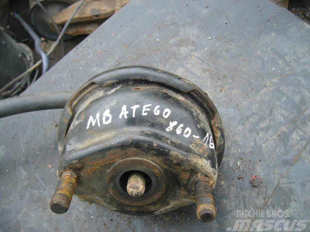 Mercedes-Benz ATEGO 1523 energy storages