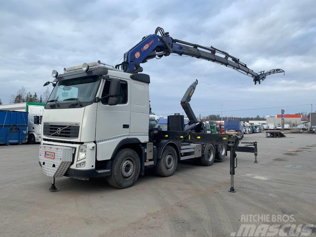 Volvo FH 13 500 8x2