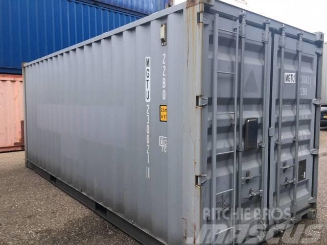 [Other] MAGITU 20DC Tankcontainer mit Polyethylen-Kessel