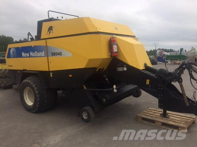 New Holland BB 940 A, 2008, Square balers