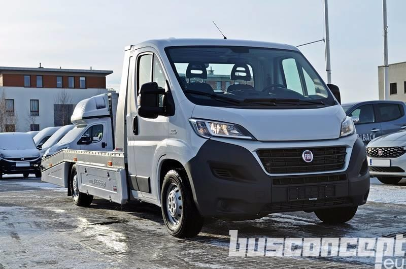 used fiat ducato autotransporter pneumatic cars year 2018