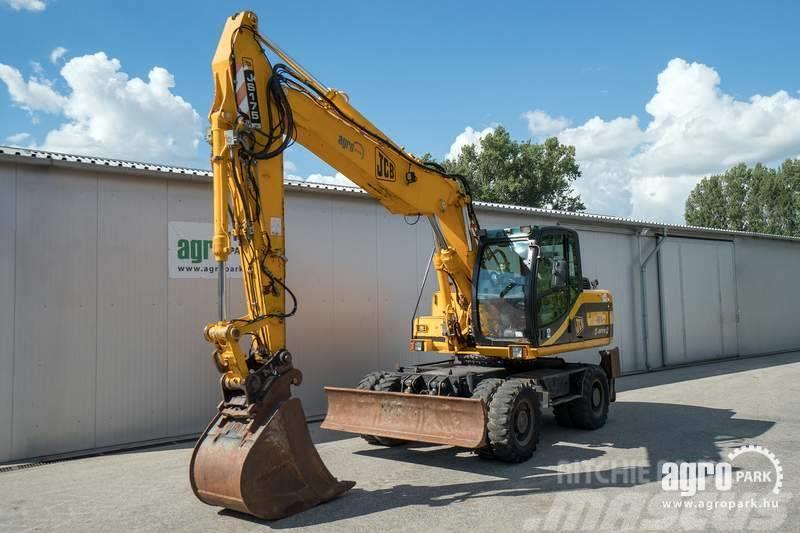 JCB JS175W (10903 hours) wheel excavator, 6.900 kg max